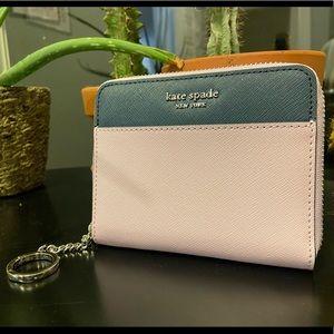 NWT Kate Spade Small Slim Continental Wallet